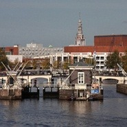 Amstel Locks: Amsterdam Private City Tour