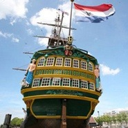 Amsterdam Scheepvaart Museum: Amsterdam Private City Tour