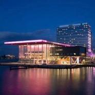 Muziekgebouw aan het IJ Amsterdam