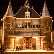 the Waag: Amsterdam Private City Tour