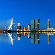 Rotterdam skyline. Holland Private Tour from Amsterdam
