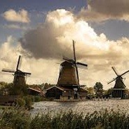 Zaanse Schans windmills. Holland Private Tour from Amsterdam